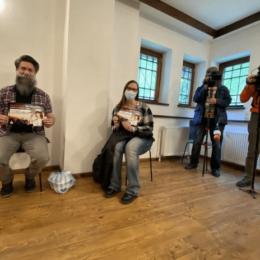 Un mexican, doi americani, doi germani și un spaniol s-au vaccinat anti-COVID la Castelul Bran