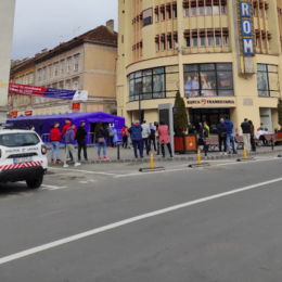 A început cel de-al treilea maraton de vaccinare organizat de Primăria Brașov. 360 de doze de vaccin Pfizer sunt pregătite
