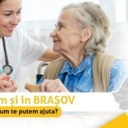 Brașovenii pot accesa printr-un singur click serviciile primei aplicații care oferă consultații și tratamente specializate la domiciliu