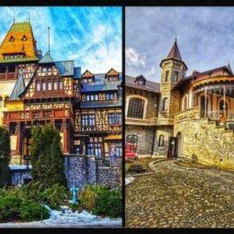Zile și Nopți: 4 castele de pe Valea Pravohei pe care nu trebuie să le ratezi în această vară