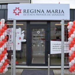 FOTO Prima clinică medicală ce funcționează în incinta unei companii a fost deschisă de Vitesco Technologies România și Regina Maria la fabrica de la Ghimbav