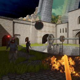 Castelul Bran, vedeta unui joc video care va fi lansat în curând. Creatorul său spune că a lucrat șapte ani la el