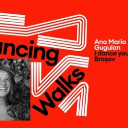 În mai, brașovenii se pot plimba prin oraș alături de un dansator pentru a descoperi cum mișcarea se transformă în dans