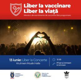 "Azi e ""Liber la concerte!"", la Kruhnen Musik Halle"