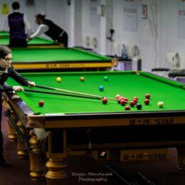 Romanian Snooker Trophy începe astăzi la Brașov. 60 de sportivi din mai multe țări vor participa la cea mai mare competiție de snooker din țară