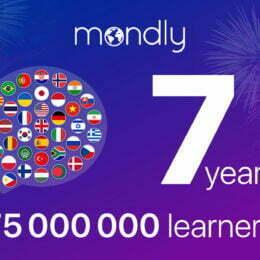 #fwdBV 75 de milioane de oameni învață limbi străine cu ajutorul aplicației brașovenilor de la Mondly. Aplicația țintește cifra de un miliard de utilizatori în următorii trei ani