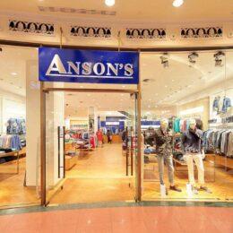 Grupul german de modă Anson's intră pe piața românească. Printre brandurile din portofoliu se numără Adidas, BOSS, Levi's, Paul&Shark şi Lacoste