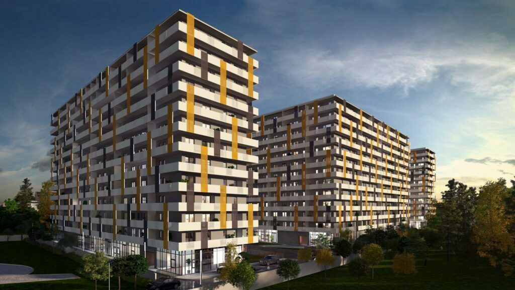 Cartier dezvoltat de H4L Development care va construi ansambluri rezidentiale si la Brasov
