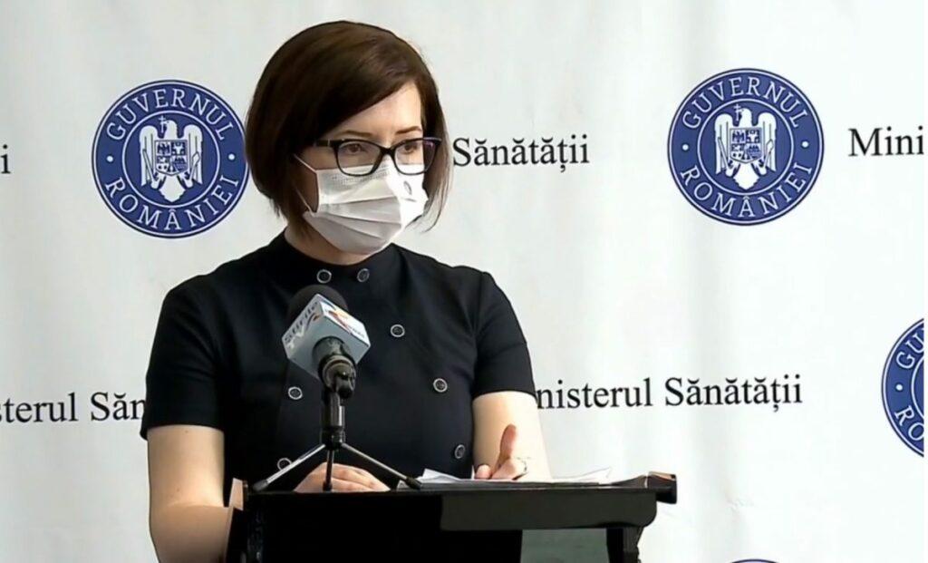 ioana mihaila ministrul sanatatii despre personalul din centrele de vaccinare