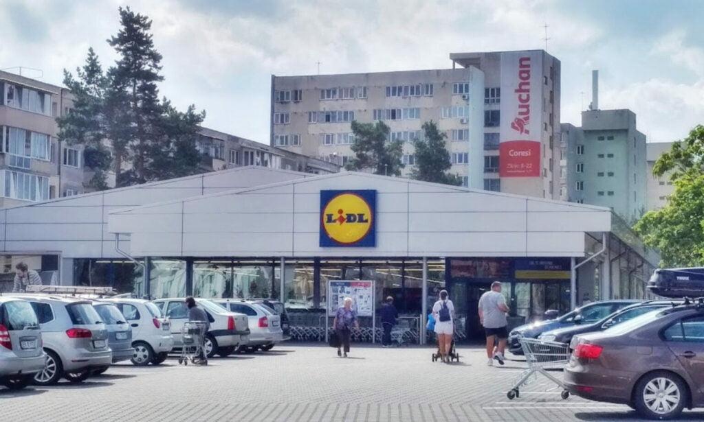 Lidl Brașov, magazin B-dul Saturn