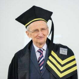 Mircea Martin – Doctor Honoris Causa al Universității Transilvania Brașov