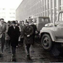 Poveștile lui Alghi: Vizitele de lucru ale lui Ceauşescu la Braşov