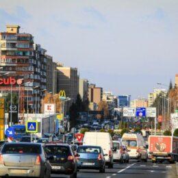 Coliban vrea reducerea vitezei de circulație a mașinilor la 30 km/h. Brașovul ar putea fi primul oraș din România care aplică o recomandare a OMS