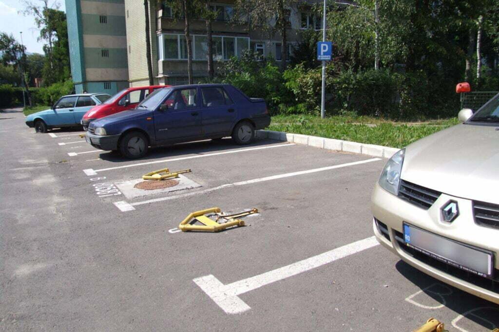 loc de parcare brasov