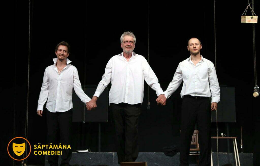 Saptamana comediei 2021, premiere seara de gala spectacol Rosto, I. L. Caragiale