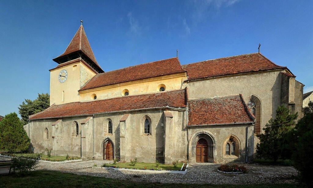 ghimbav festival medieval biserica evanghelica