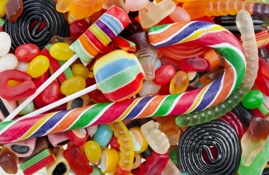 studiu dulciuri copii de pana la 14 ani