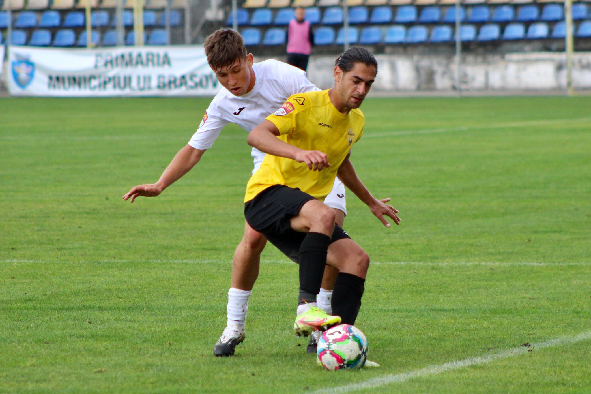FC Braşov, a 2-a victorie stagională: 3-1 cu Dunărea Călăraşi