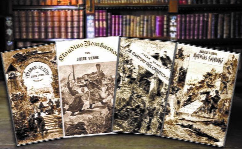 jules verne romania 4 romane