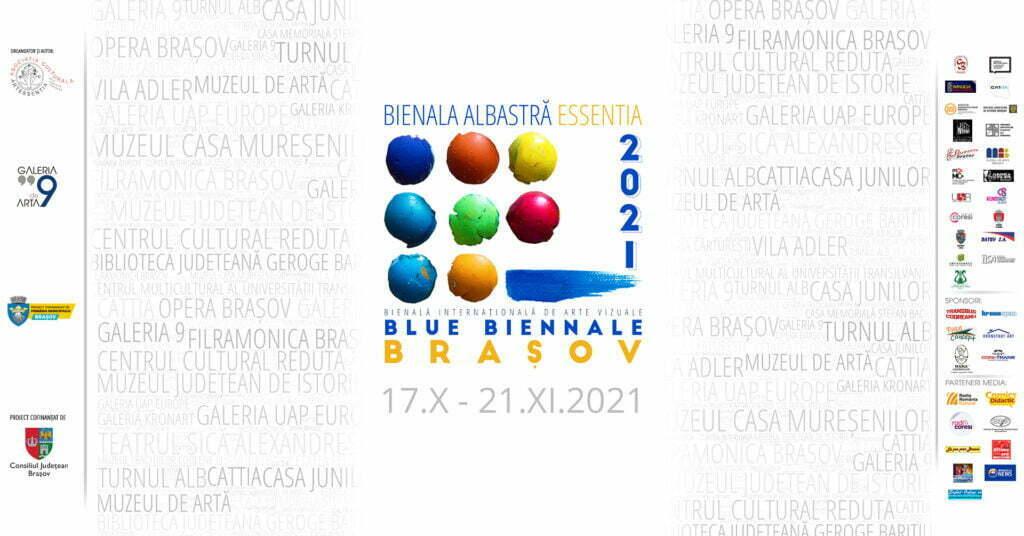 bienala albastra 2021