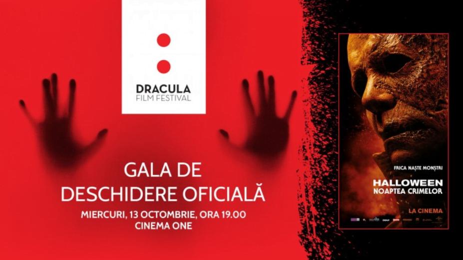 dracula film festival halloween